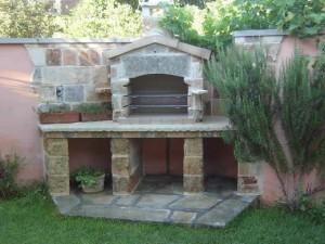 Barbecue realizzato a Castrignano de'Greci (LE)