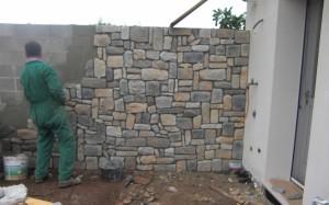 Costruzioni muri facciavista