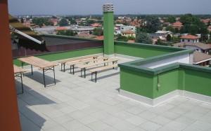 Ristrutturazione terrazzo